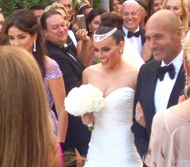 Свадьба николая баскова