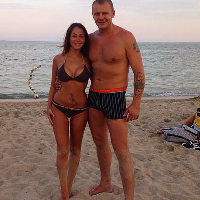 Беркова со своим мужем порно