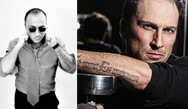 Новая татуировка нагиева на правой руке